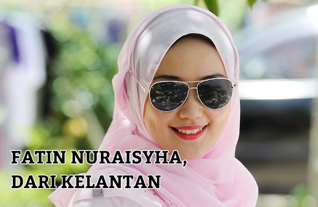 fatin nuraisya, peserta dari kelantan juara clever girl malaysia