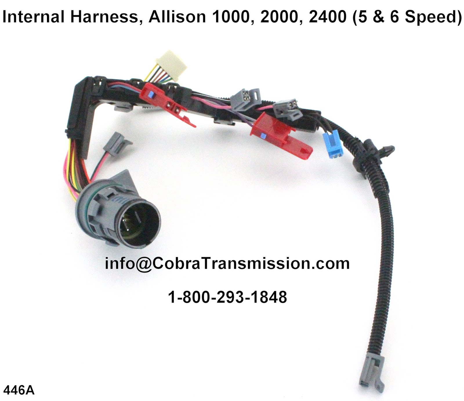 Cobra Transmission Parts 1 800 293 1848 Allison 1000 2000 2400 4t45e Wiring Diagram M74