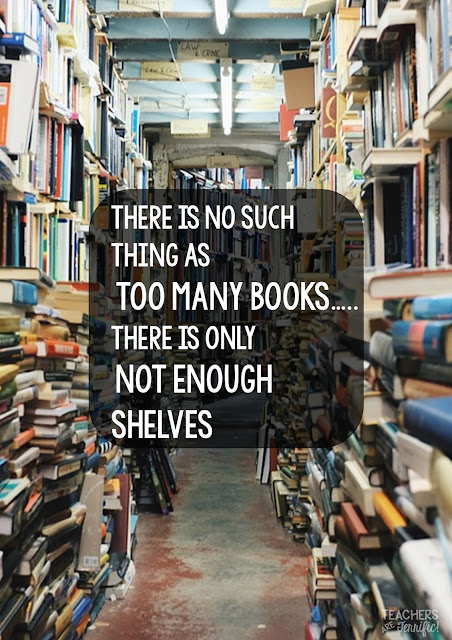 There is no such thing as too many books.....check this blog post for some book reviews! Several are must-reads!
