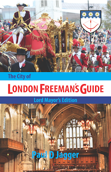 The front cover of The City of London Freeman's Guide LORD MAYOR'S edition
