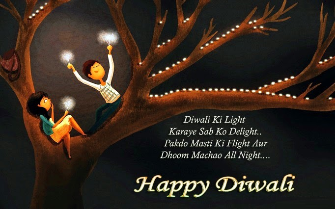 Happy Diwali Messages Sms Pics for Girlfriend