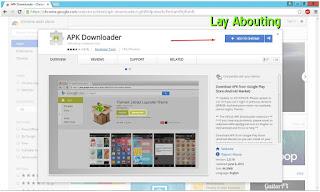 Ekstensi APK Downloader Terbaru