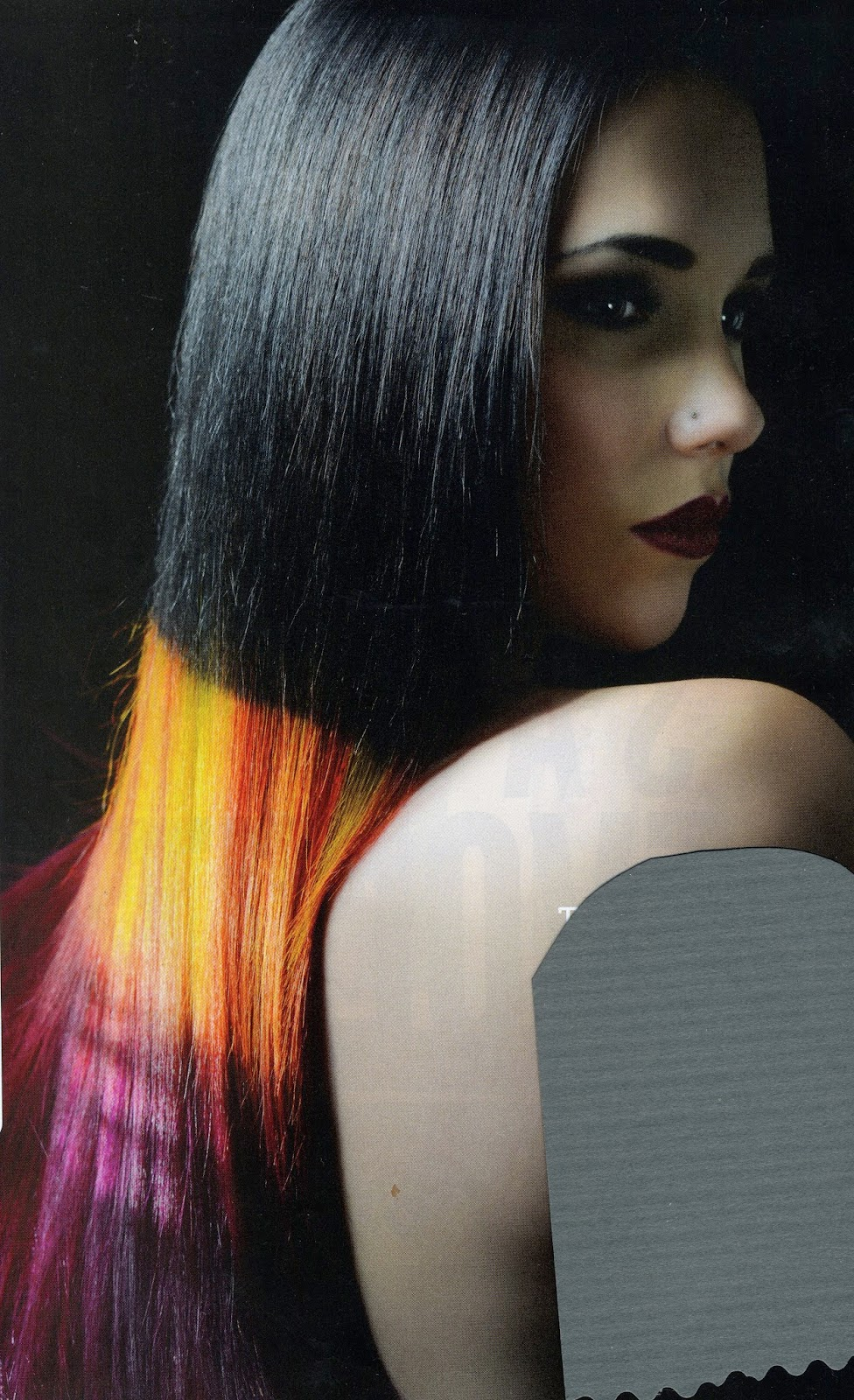 Boxed Hair Color Vs Salon Professional Hair Color Vs Sallys Hair