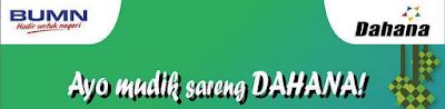 Cara Daftar Mudik Gratis 2019 dari PT Dahana