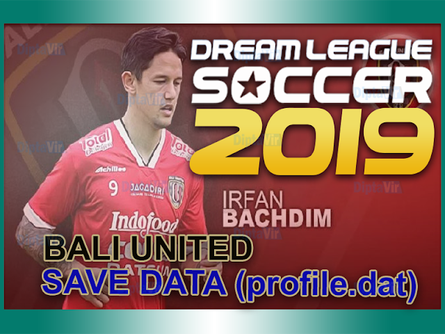save-data-profiledat-dream-league-soccer-2019-bali-united