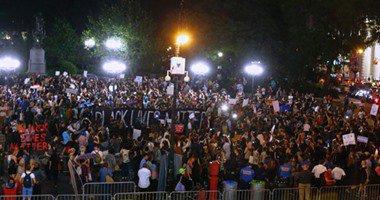 أخبار أمريكا اليوم السبت 12-11-2016 آلاف المتظاهرين في شوارع مدن أمريكا اليوم