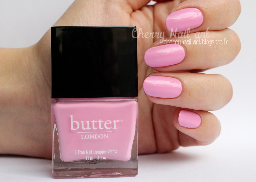 vernis Butter london Fruit machine