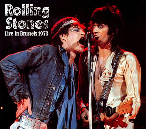 Ed S Attic The Brussels Affair The Rolling Stones