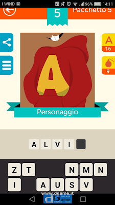 Iconica Italia Pop Logo Quiz soluzione pacchetto 5 livelli 5-75