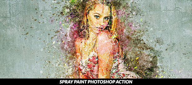 Fire Art Photoshop Action