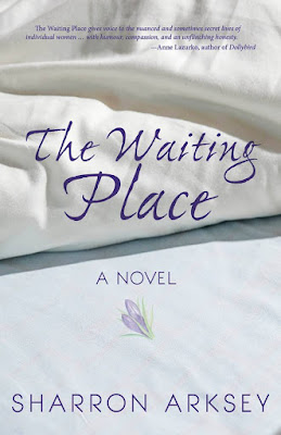 A Waiting Place by Sharron Arkeey