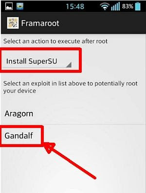 Cara Terbaru ROOT Android Tanpa PC Working
