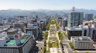 kota besar di Jepang
