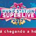 MUSIC STATION SUPER LIVE 2017: Especial da TV Asahi já está confirmado pro mês que vem!