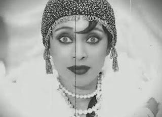 Keri Hilson is Joséphine Baker