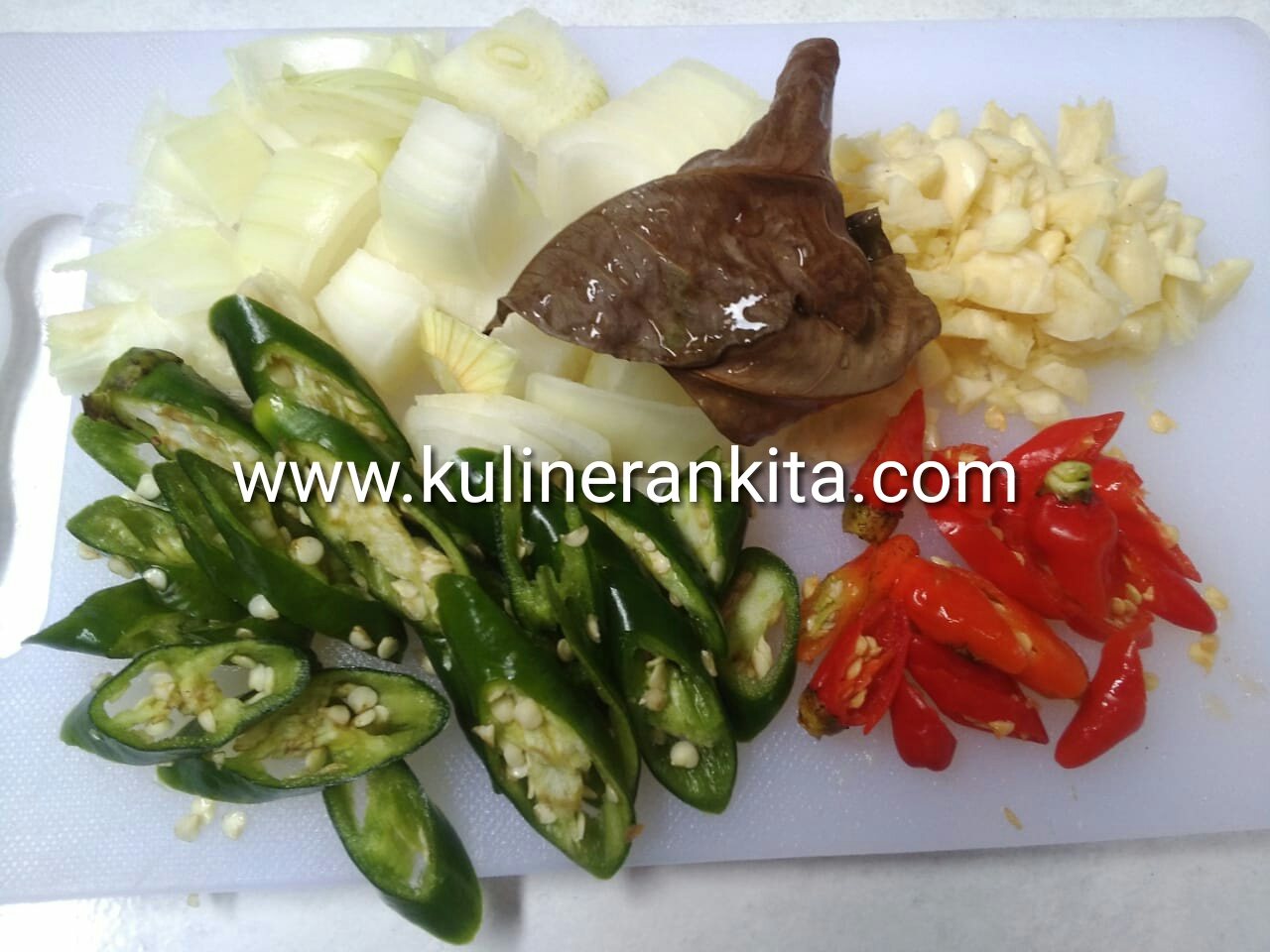 kulinerankita.com Resep Daging Se'i Sapi Saos Lada Hitam Kota Kupang