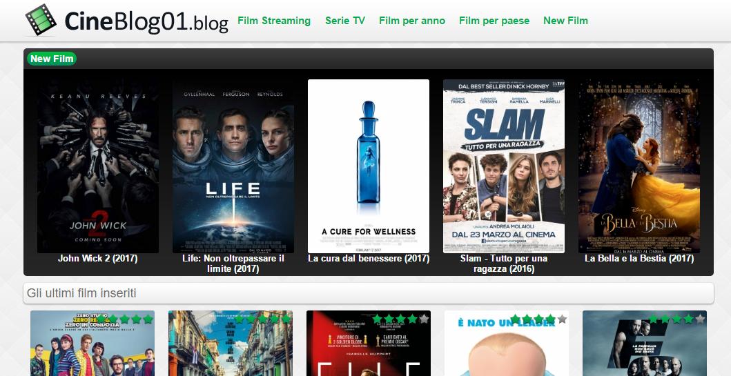 Come scaricare film gratis senza iscrizione