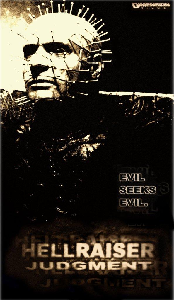 Veja a primeira imagem de Pinhead em Hellraiser: Judgment