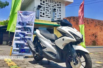Harga Motor Yamaha Sudah Mulai Naik