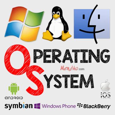 Sekilas Tentang Sistem Operasi - Image by MeNDHo.com