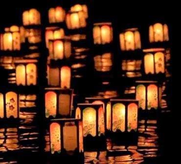 Cara Membuat Lampion Kertas Segi Lima