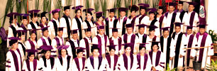 Para wisudawan STT Jakarta / Catatan Adi