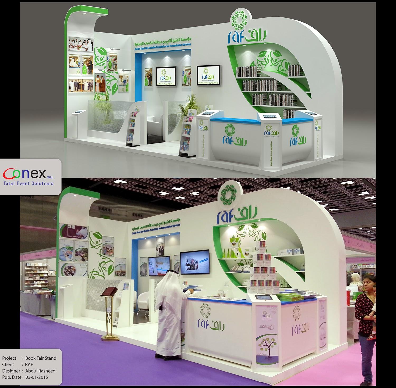 Exhibition Stand Design Qatar : D designer visualizer events exhibitions interiors
