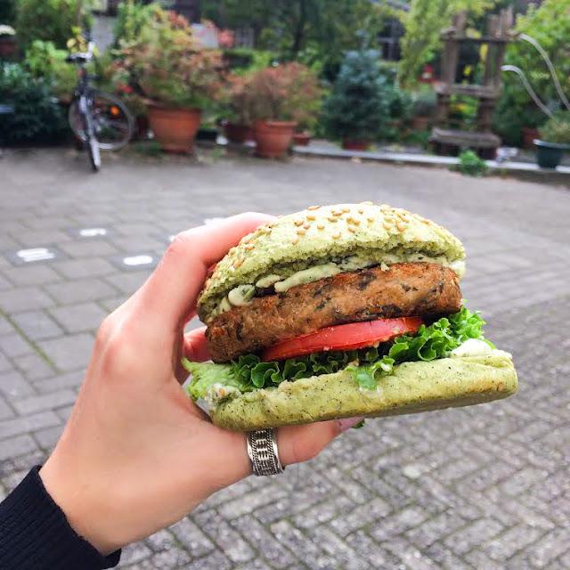 Manger vegan à Amsterdam : mes adresses préférées