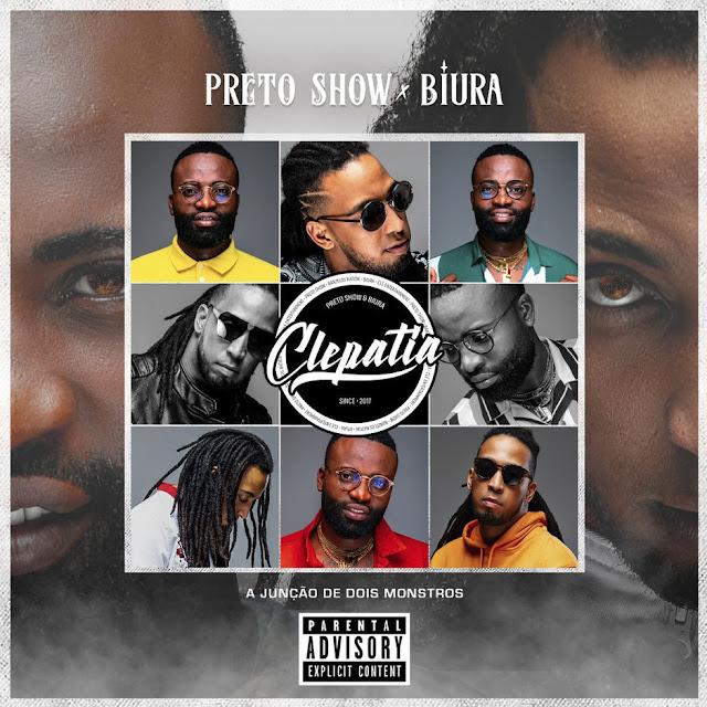 "Preto Show & Biura - Álbum ""CLEPATIA"""
