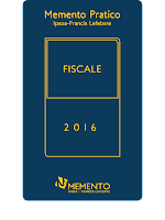 Memento Pratico Fiscale 2016