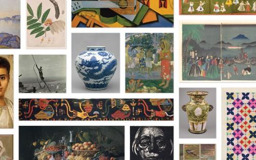 Χιλιάδες εικόνες έργων του Metropolitan Museum of Art ελεύθερες για download χωρίς κανέναν περιορισμό