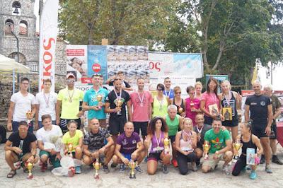 ΠΩΓΩΝΙ- Με επιτυχία οι ορεινοί αγώνες του 5ου Νεμέρτσικα Trail Run