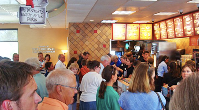 Chick-fil-A war sparks formal investigation