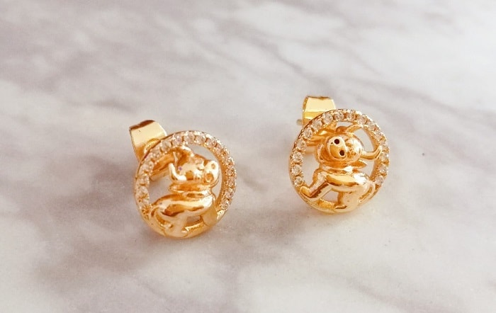 Frigga Charmed Life Chinese Animal Sign Stud Earrings