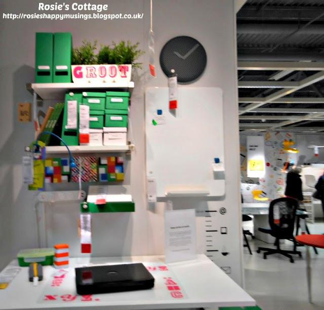Ikea Compact Home Office
