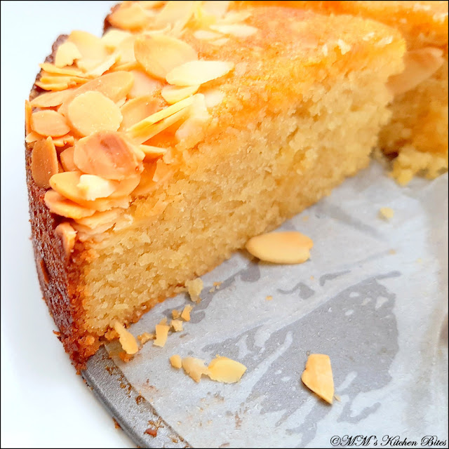 Almond Orange Cake mmskitchenbites
