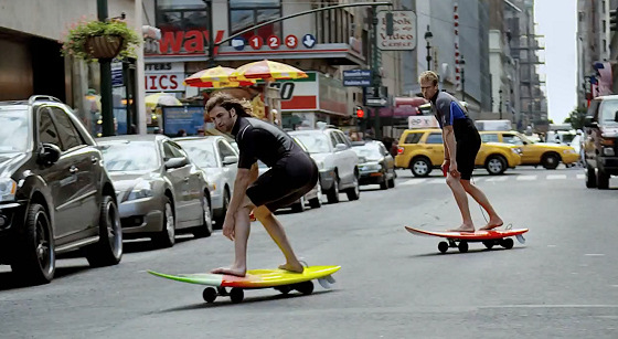 Chasing Mavericks surfing New York