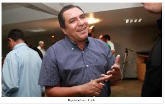 Deputado Inácio Loiola cobra celeridade na conclusão das obras do Canal do Sertão