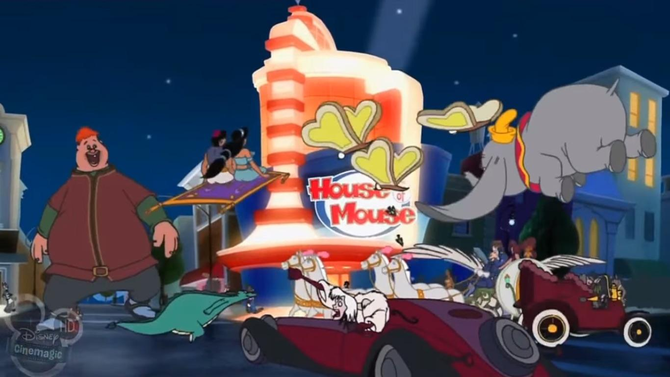 Saturday Mornings Forever Disney S House Of Mouse