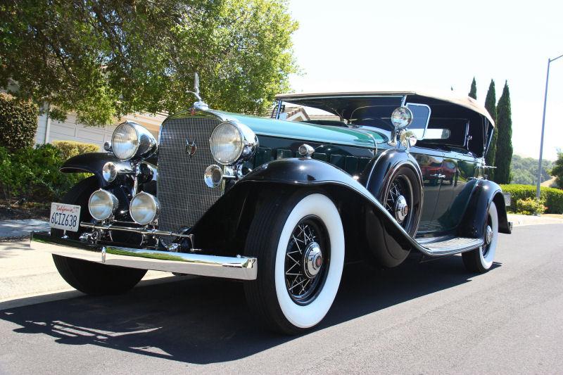 Img on 1940 Cadillac V16 Engine