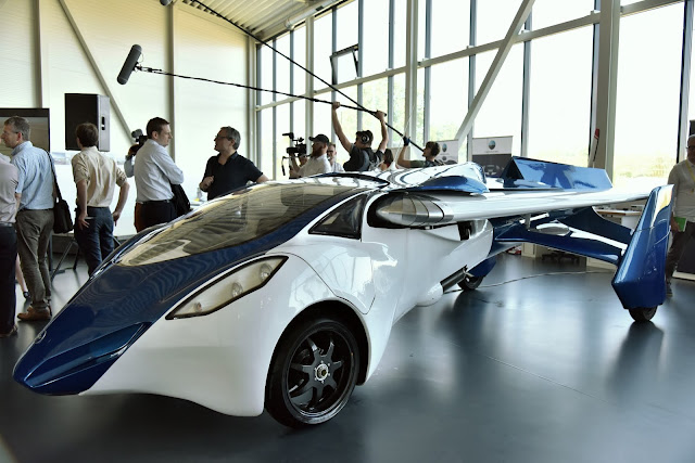 Do real Flying Cars exist Today?
