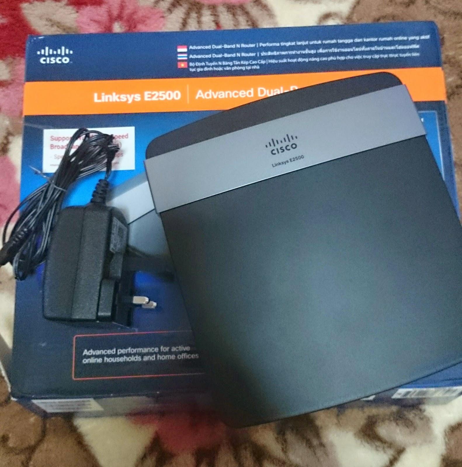 Cisco e2500 Manual Pdf