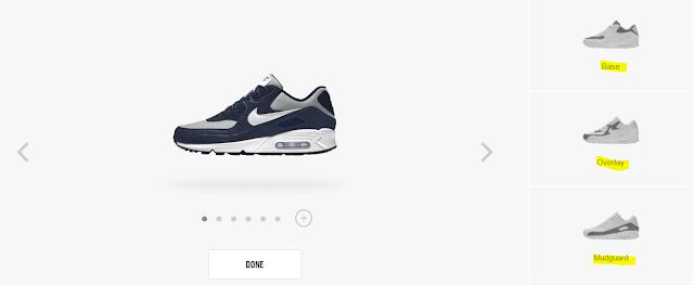 Kasut Nike Airmax 90 Essential ID
