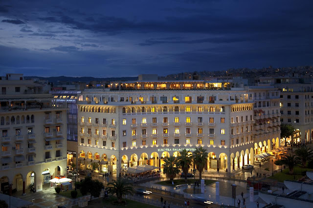 מלון אלקטרה פאלאס סלוניקי (Electra Palace Thessaloniki)