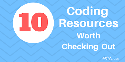 10 Coding Resources Worth Checking Out