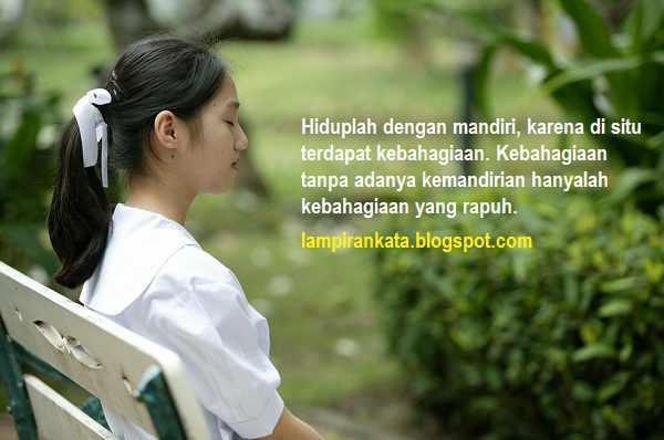 Kata Kata Mutiara Wanita Mandiri