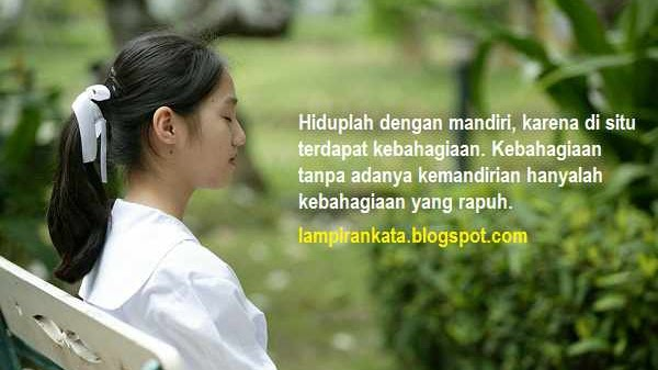 Kata Bijak Wanita Tangguh Dan Mandiri Cikimm Com