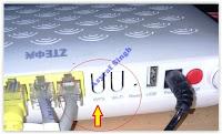 ZTE WPS Button