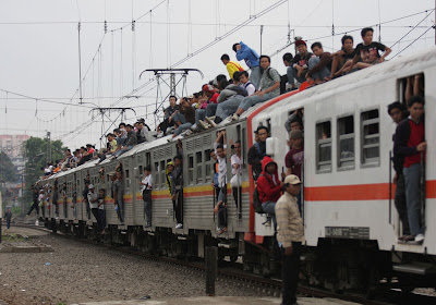 Mass Transport Jakarta