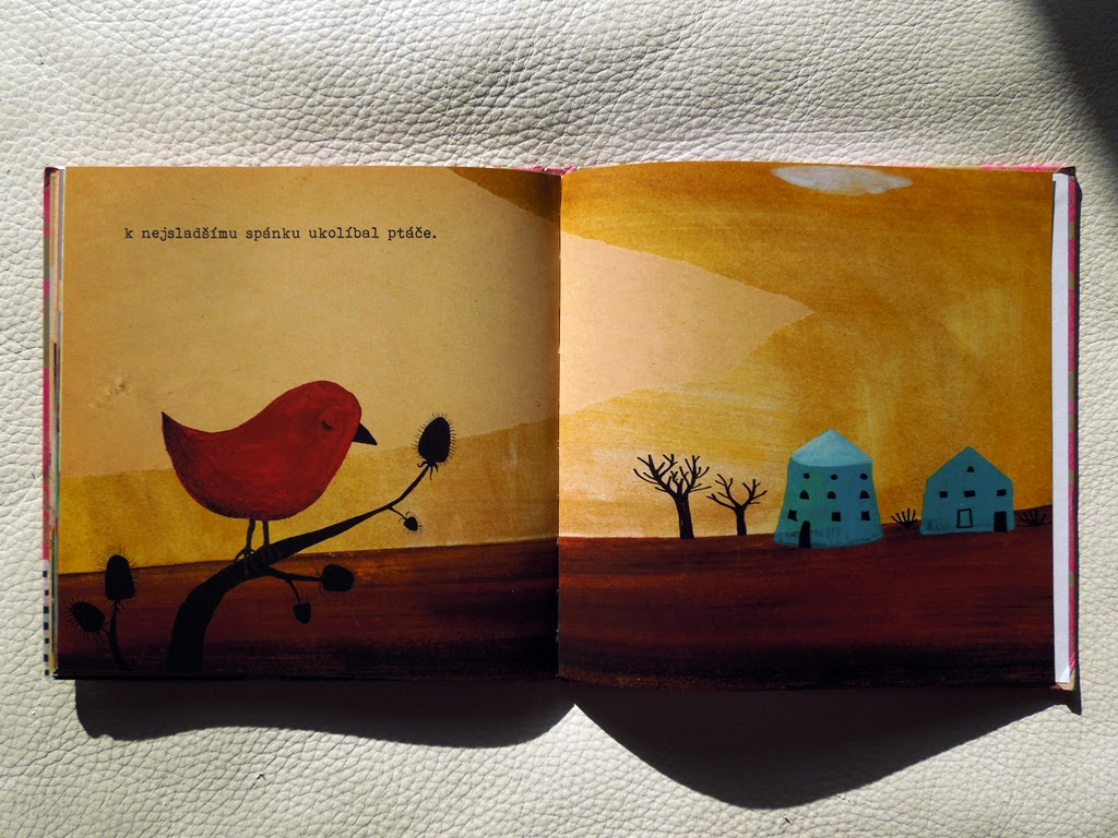 ptace a bodlak